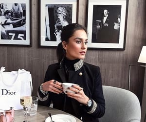 dior, lunch, and Zara image