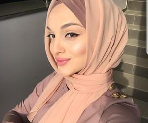 beauty, hijab, and muslim image