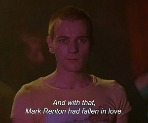 1996, grunge, and Mark Renton image