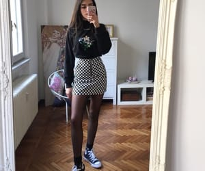 converse, fashion inspiration, and fashion trends image