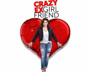 crazy ex girlfriend, 2, and love image