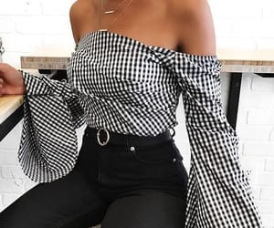 clothes, fashion, and styel image