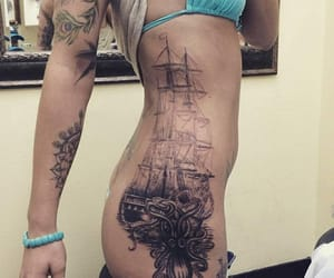 art, inked, and Tattoos image
