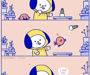bts, army, and bt21 image