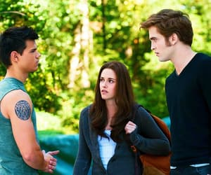 twilight, eclipse, and edward image