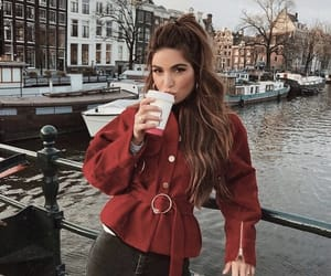 fashion, style, and amsterdam image