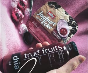 smoothie, truefruits, and lindt image