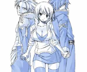 anime, fairy tail, and art image