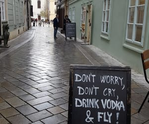 bratislava, dontworry, and fly image