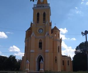 church, méxico, and yucatan image