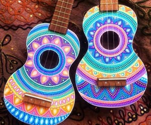 guitar and art image