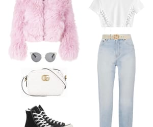 gucci, outfits, and Polyvore image