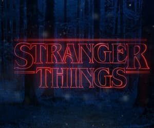 wallpaper and stranger things image