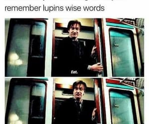 harry potter, eat, and food image