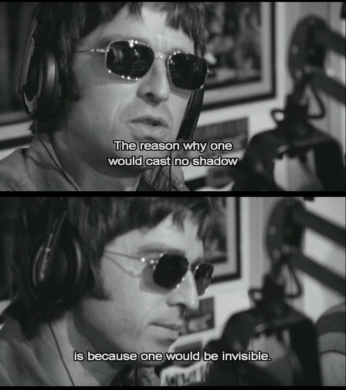 noel gallagher, oasis, and quote image