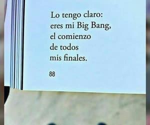 amor, big bang, and felicidad image