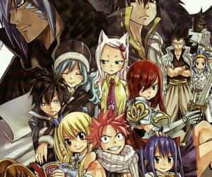 happy, wendy marvell, and fairy tail image