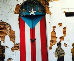door, puerto rico, and san juan image