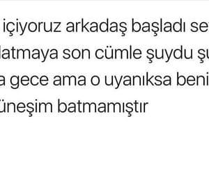 ask, türkçe, and söz image