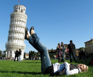 Pisa, photography, and italy image