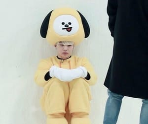 bts, chimmy, and suga image