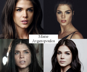 actress, aesthetic, and fighter image