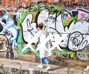 art, blogger, and fashion image