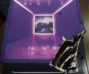 emo, fall out boy, and rock image