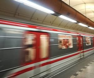 aesthetic, gray, and metro image