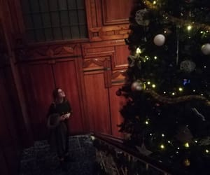 christmas, hard rock cafe, and harry potter image