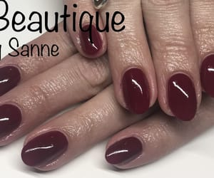 nail, nails, and shortnails image