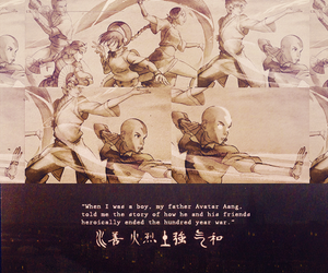 avatar, the last airbender, and the legend of korra image