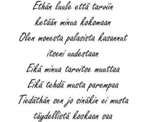 finland, Lyrics, and suomi image