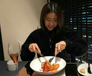 food, kpop, and singer image
