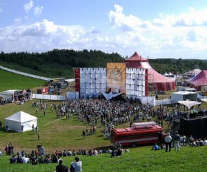 2005, electronic, and festivals image