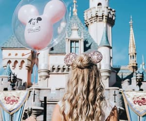 disney, beauty, and hair image