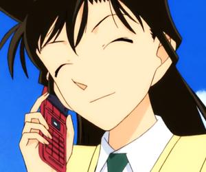 anime, mouri ran, and anime girl image