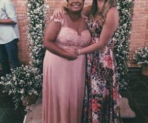 amiga, casamento, and pink image