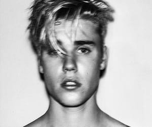 Image result for bieber black and white