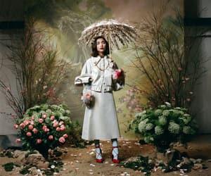 actress, beautiful, and cloth image