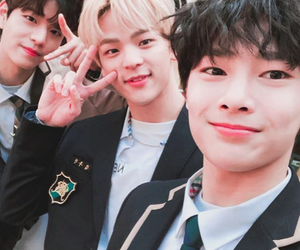 woojin, kpop, and seungmin image