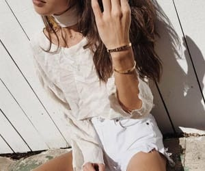 style, fashion, and shorts image