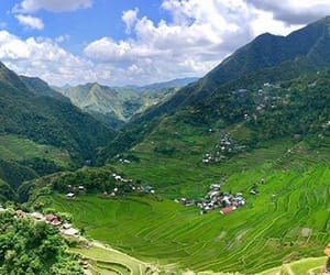 green, Philippines, and mountain image