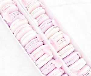 aesthetic, macaroons, and pastel image