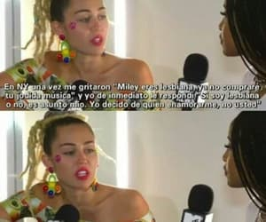 frases and miley cyrus image