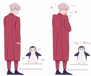 kyungsoo, exo, and chansoo image