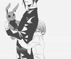 black butler, kuroshitsuji, and yaoi image