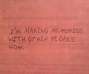 quotes, memories, and grunge image