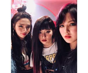wendy, joy, and seulgi image