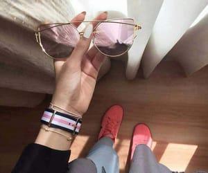 girl, photo, and pink image
